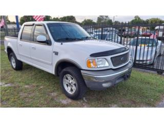 Ford 150 2000, Ford Puerto Rico