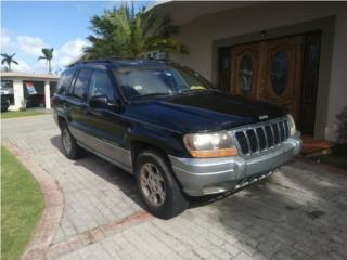 Jeep Grand Cherokee 2000, Jeep Puerto Rico