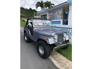JEEP RENEGADE DEL 1974, Jeep Puerto Rico