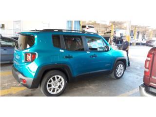 JEEP RENEGADE LIQUIDACION, Jeep Puerto Rico