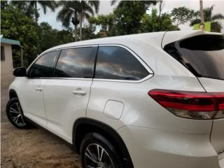 Toyota Highlander 2019, Toyota Puerto Rico