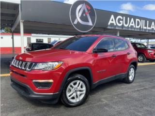 JEEP COMPASS 2020 Nuevesita!, Jeep Puerto Rico