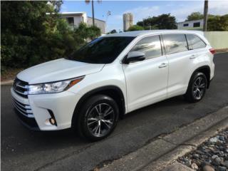 Toyota highlander , Toyota Puerto Rico