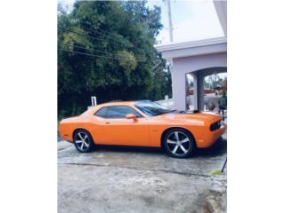 Dodge Challenger Shaker 2014, Dodge Puerto Rico