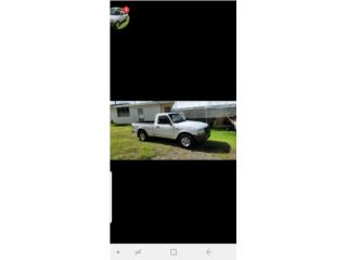 Ranger 99 v6 aire frío papeles aldia , Ford Puerto Rico