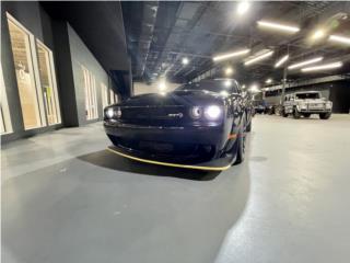 Dodge Challenger Hellcat Redeye 19', Dodge Puerto Rico