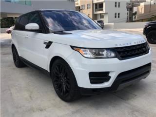 Range Rover Sport 2016, LandRover Puerto Rico