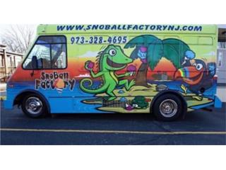 Food Truck P30 1997, Chevrolet Puerto Rico