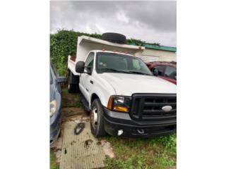 Camión 350 turbo diesel, Ford Puerto Rico