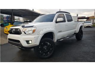 TACOMA/TRD/EQUIPADA/GARANTÍA , Toyota Puerto Rico