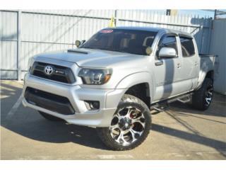 TOYOTA TACOMA PRE RUNNER 4X2 86,447 MILLAS, Toyota Puerto Rico