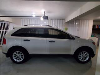 Ford Edge 2013, Ford Puerto Rico