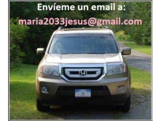 2009 Honda Pilot EX-L 4x4 $1600, Honda Puerto Rico