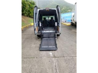 Ford transit 2010 para impedido , Ford Puerto Rico