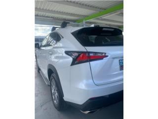 LEXUS  NX-200 2017 COLOR BLANCO , Lexus Puerto Rico