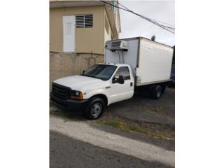 ford 350 super duty 2001, Ford Puerto Rico