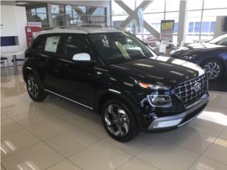 Hyundai Venue Limited 2020, Hyundai Puerto Rico