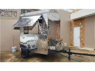 Carreton para comida, Otros Puerto Rico