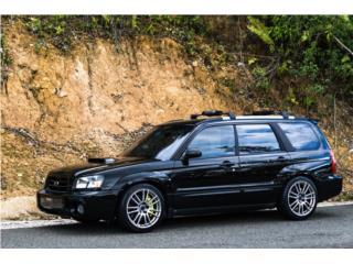 Subaru - Forester Puerto Rico