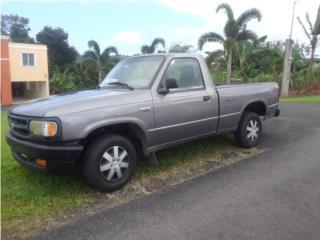 Pickup, Mazda Puerto Rico