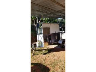 Carreton de comida, Otros Puerto Rico