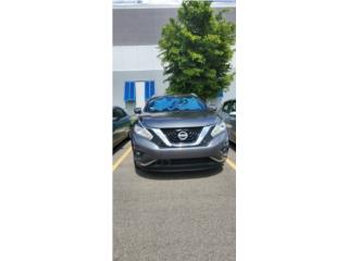 Nissan Murano SL 2015 $20,000, Nissan Puerto Rico