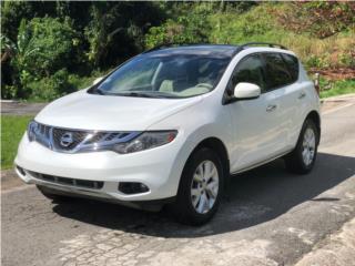 Nissan Murano 2014, Nissan Puerto Rico