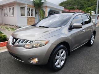 Nissan Murano, Nissan Puerto Rico