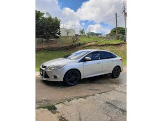 2014 Ford Focus, Ford Puerto Rico