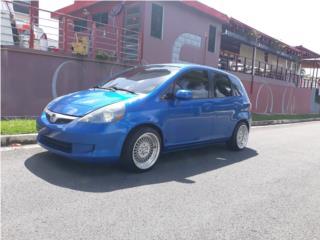 Honda FIT 2007, Honda Puerto Rico