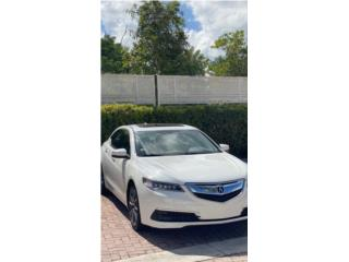 ACURA TLX 2016 color blanco $24,999, $424/mes, Acura Puerto Rico