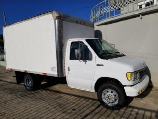 Camion Ford E350 Automatico $9,500, Ford Puerto Rico