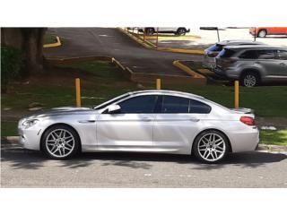 Bmw 650 twin turbo , BMW Puerto Rico