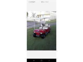 Clubcar 2000, Carritos de Golf Puerto Rico