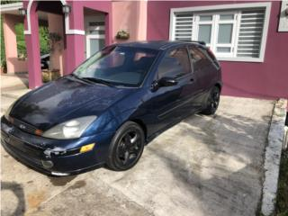 Ford Focus 2001, Ford Puerto Rico