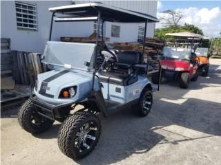 express 2020, Carritos de Golf Puerto Rico