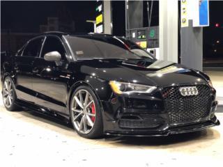 Audi A3 Sline 2016 , Audi Puerto Rico