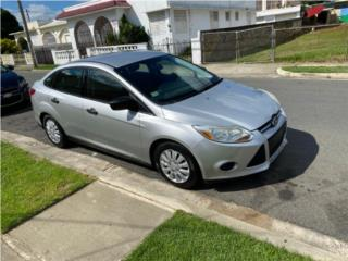 FORD FOCUS 2013, Ford Puerto Rico