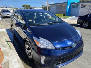 Prius inmaculada ganga , Toyota Puerto Rico