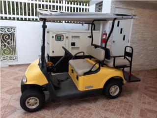 Carrito de golf gas 2014, Carritos de Golf Puerto Rico