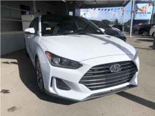 Hyundai Veloster 2019, Hyundai Puerto Rico