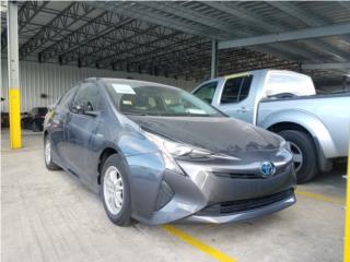 Prius 2017 solo 36k millas Pago desde $369, Toyota Puerto Rico