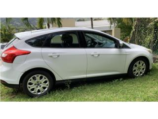Ford Focus SE 2012, Ford Puerto Rico
