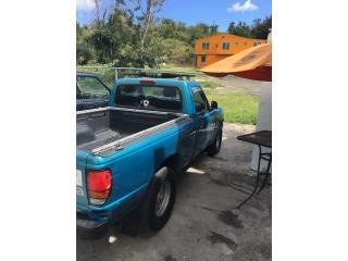 Sv o sc Mazda B2300, Mazda Puerto Rico