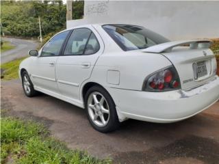 Nissan Centra 2000, Nissan Puerto Rico