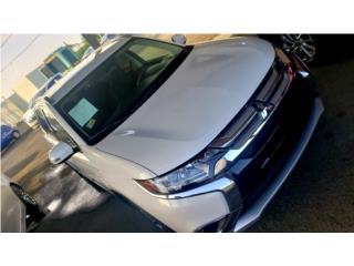 Mitsubishi Outlander 2018, Mitsubishi Puerto Rico