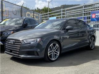 Audi A3 importado 2019, Audi Puerto Rico