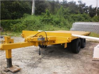 plataforma amarilla de 2 ejes , Otros Puerto Rico