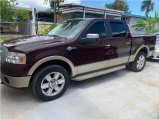 F 150 king ranch 4x4, Ford Puerto Rico