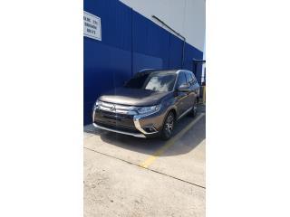 Mitsubishi outlander 2016, Mitsubishi Puerto Rico